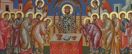 MAR 3 & 5 - PRESANCTIFIED LITURGY